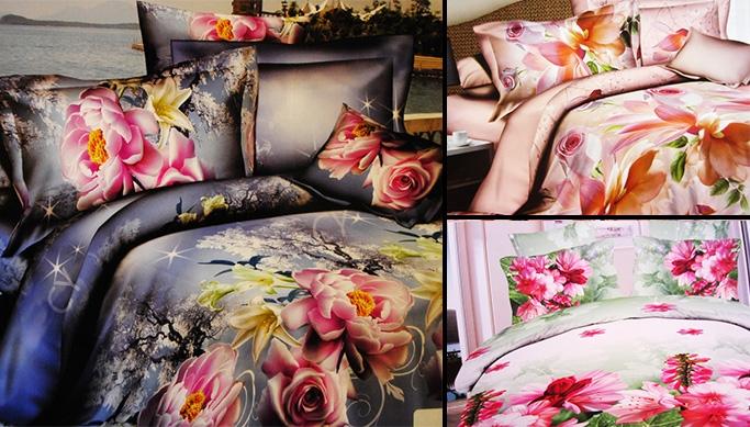 536dcd6c41e Kaunis king size 3D voodipesu - põnev täiendus Sinu voodipesu  kollektsioonile -43%   Chilli.ee