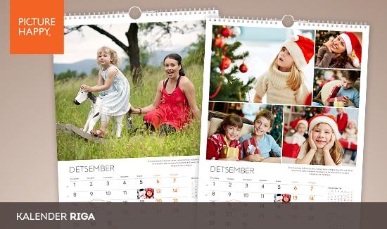 Календари из личных