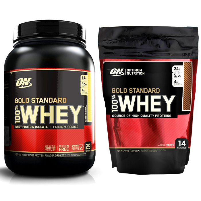 протеин optimum nutrition 100 whey gold standard как принемать