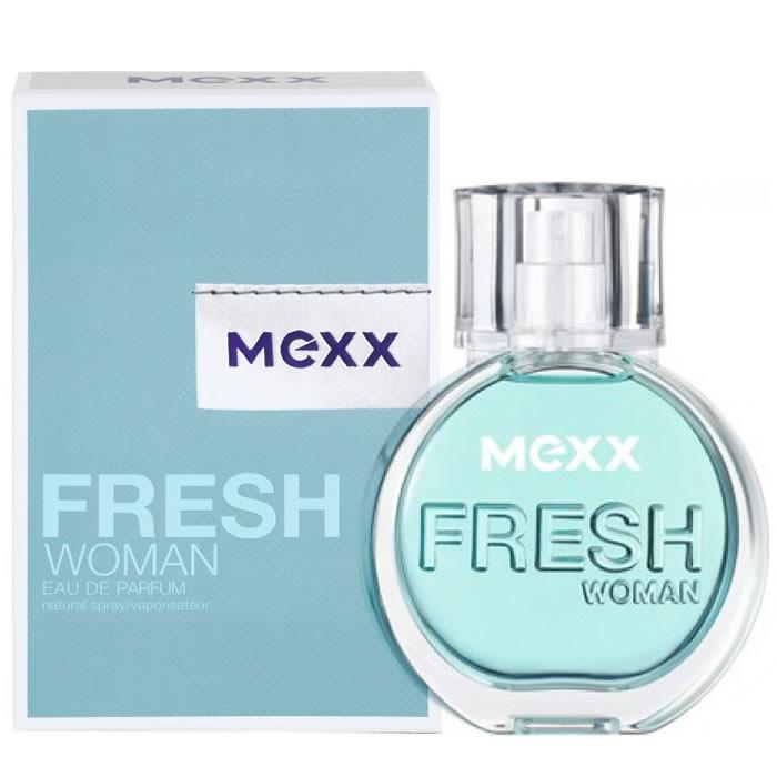 Mexx Fresh Woman туаелтная вода для женщин 30 мл Chilliee