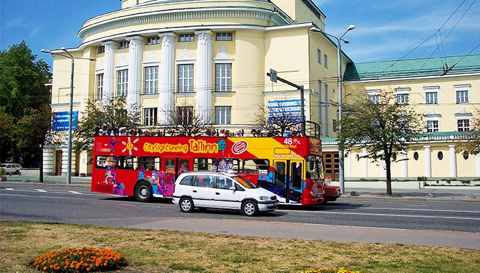 City Sightseeing Tallinn