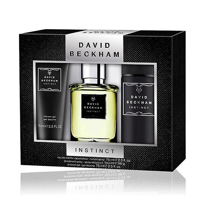 58d25ef6521 David Beckham Instinct komplekt meestele (EDT 75 ml + DSP 150 ml + SGE 75