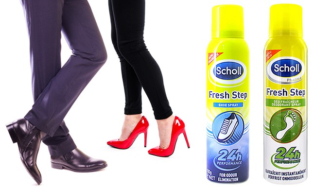 45e19bf93d3 Värskendavad Scholl spreideodorandid jalgadele ning jalatsitele -43% |  Chilli.ee