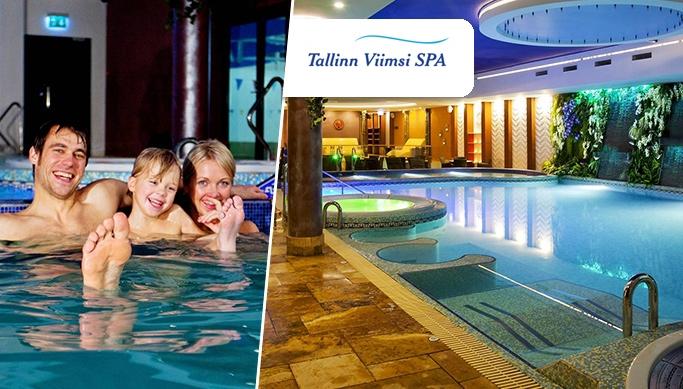 65b12169725 Hellitav spaapuhkus kahele armastatud Viimsi SPA hotellis -45% | Chilli.ee