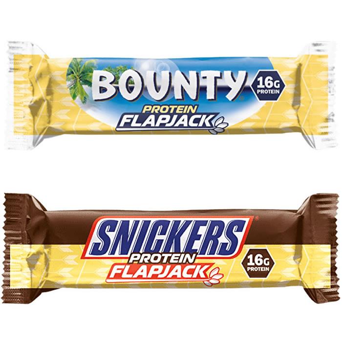 1cb7c2b6d57 Snickers ja Bounty Protein Flapjack valgubatoonid | Chilli.ee