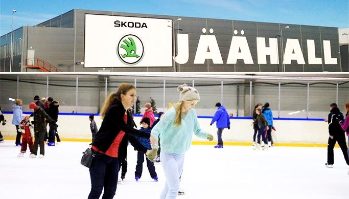 c695ecbf098 Liugle jääl! Lõbus uisuralli Škoda Jäähallis kuni -45% | Chilli.ee