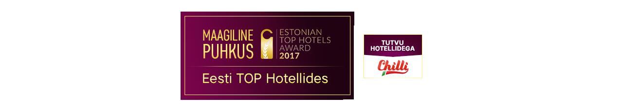 Maagiline puhkus Eesti TOP Hotellides