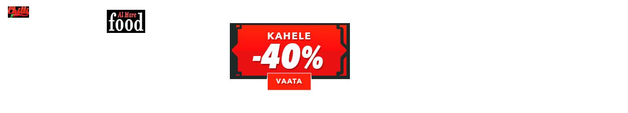 Al Mare Grilli hõrgutav 2-käiguline eripakkumine kahele -40%