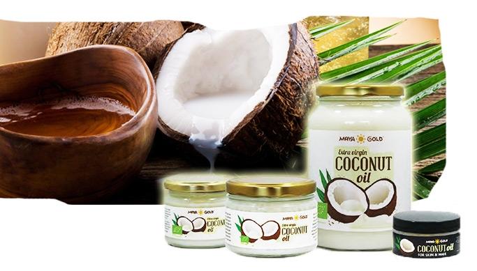 Momo Nature kookosõli