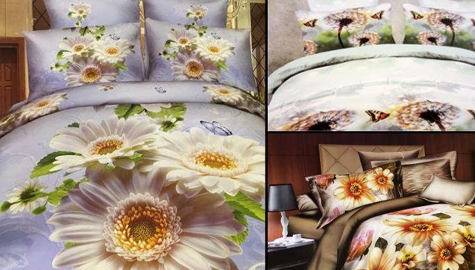f271e0a230d Kaunis 3D voodipesu - põnev täiendus Sinu voodipesu kollektsioonile -43%    Chilli.ee