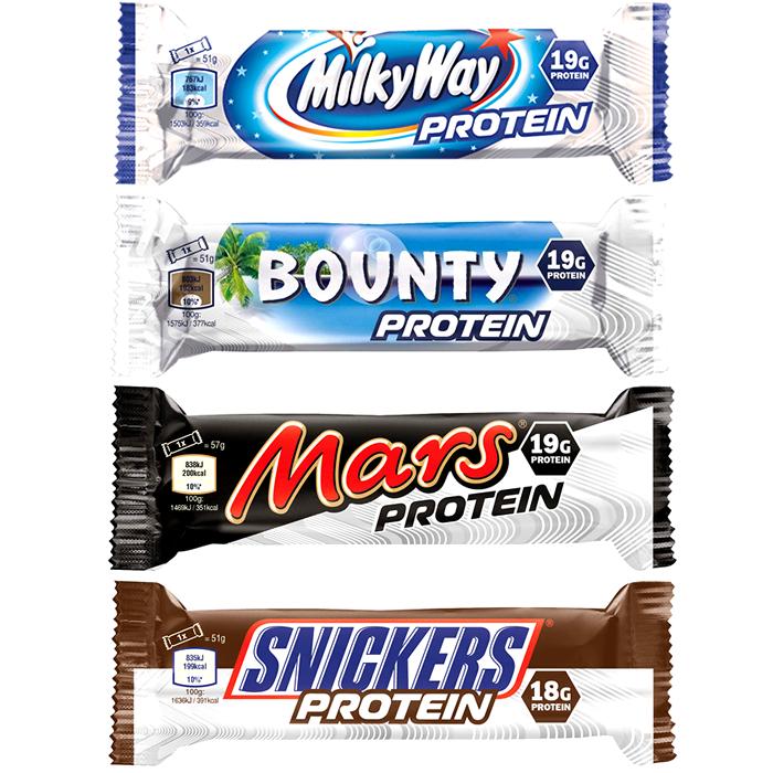 05b37297aa1 Milky Way, Bounty, Snickers või Mars proteiinibatoonid | Chilli.ee