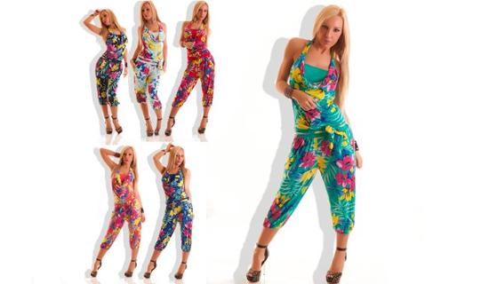c0e394f55b4 Värviline ja õhku läbilaskev pükskostüüm naistele -52% | Chilli.ee