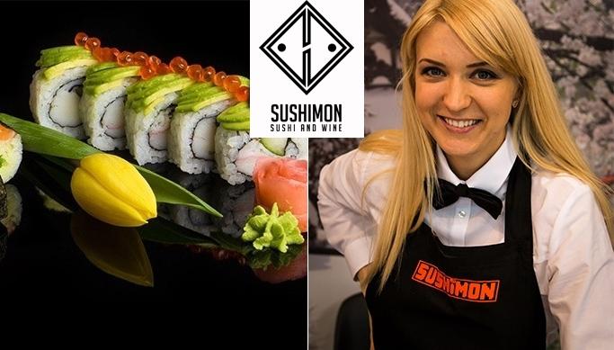 68cdd6e0df4 Sushimon Sushi and Wine peakoka Maria Lilje abiga tõeliseks sushimeistriks  | Chilli.ee