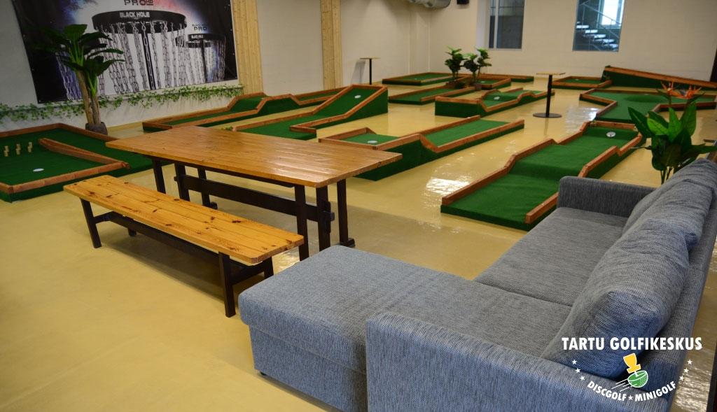 79bedfded86 Pakkumised.ee - Vägev golfipidu Tartu golfikeskuses