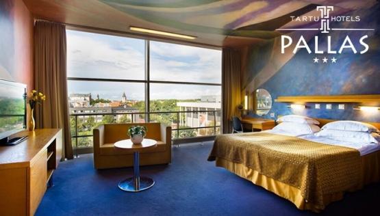 8cdf10ee910 Spaaelamus Tartus Art hotellis Pallas