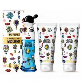 15dc937537e Moschino So Real Cheap and Chic komplekt naistele (EDT 50 ml + BLO 100 ml