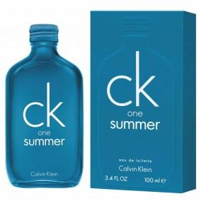 2f6fd1964e6 Calvin Klein CK One Summer 2018 tualettvesi (100 ml)