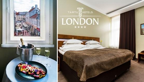 f415d64d239 Romantikapakett Tartus hotellis London